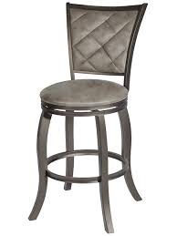 30 Inch Bar Stool Montello Gray 30 Inch Barstool The Furniture Mart