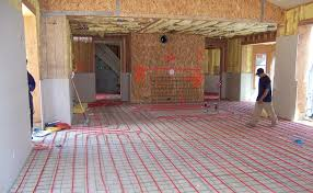 a few things to consider when installing a radiant heat system