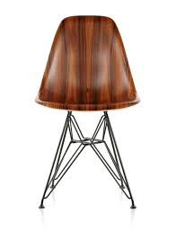 herman miller updates an eames classic with wood the new molded
