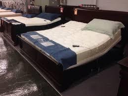furniture restwell devon electric adjustable w m mattress for