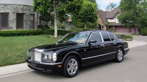 bentley 2000 2000 bentley arnage red label t37 dallas 2015