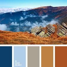 Flat Color Combination 63 Best Autumn Colors Images On Pinterest Colors Color Balance