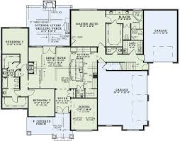 Garage Home Plans by 41 Best House Plans I Like Images On Pinterest House Floor Plans