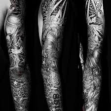 21 sleeve religious tattoos
