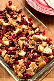 cranberry walnut crunchy sweet