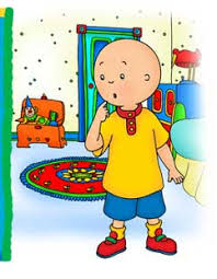 caillou games memory game intro pbs kids