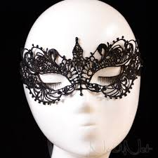 5 lace women eye mask masquerade costume halloween ball