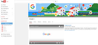youtube channel layout 2015 manage your channel icon computer youtube help