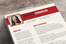Dynamic Resume Templates A Creative Cv And Cover Letter Set Extra U0026 Spicy