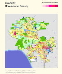 Los Angeles Map Pdf by Regenerative Cities Moving Beyond Sustainability A Los Angeles