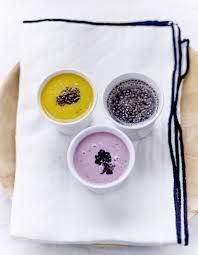 cuisine aux huiles essentielles trois petites boissons chia et huiles essentielles pour 1 personne