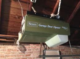 How To Adjust A Craftsman Garage Door Opener by Solved Garage Door Closes After Opening Sears Garage Door