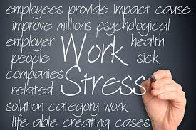 what can stress do part 4 work related stress related to