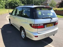 used toyota previa for sale rac cars