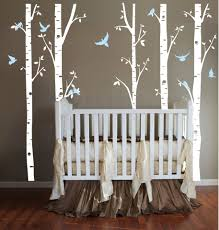 popular tree wall mural buy cheap tree wall mural lots from china winter beautiful baby nursery tree pattern art wall murals home livingroom sweet decor wall stickers vinyl