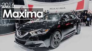 2016 nissan maxima youtube 2016 nissan maxima 2015 new york international auto show youtube