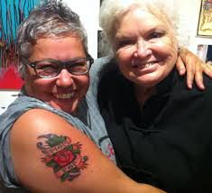 tattoo godmother shanghai kate leads colorful life startribune com