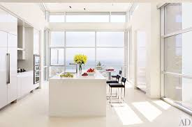white gloss glass kitchen cabinets 35 sleek inspiring contemporary kitchen design ideas