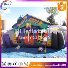 online shop 8 8 4m halloween inflatable maze inflatable haunted