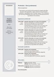 curriculum vitae formato pdf da compilare modelli di curriculum da scaricare gratis