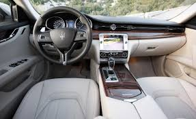 blue maserati interior 2014 maserati quattroporte information and photos zombiedrive