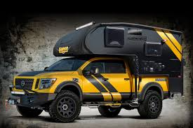 nissan titan in australia this tricked out nissan titan is a go anywhere basecamp on wheels