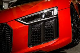 Audi R8 Exterior 2017 Audi R8 V10 Plus First Test Review