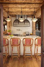 Cabin Kitchen Design 97 Best Beautiful Log Retreats Images On Pinterest Architecture