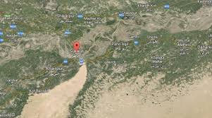 sukkur map 56 killed after passenger collides with truck in