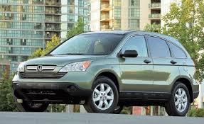 2007 crv honda 2007 honda cr v drive review reviews car and driver
