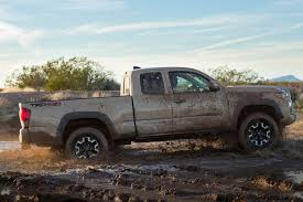 toyota tacoma 2016 models 2016 toyota tacoma hit the dirt with gusto truck groovecar