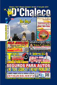 d u0027chaleco magazine 564 by d u0027chaleco magazine issuu