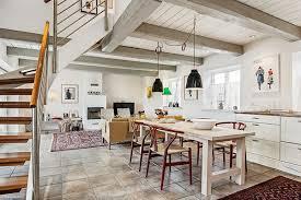 cuisines de charme cuisines deco originale cuisine scandinave idée décoration