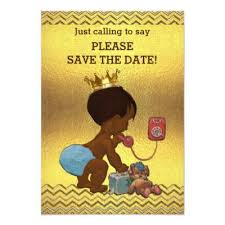 Baby Shower Save The Date Prince Baby Shower Save The Date Postinvitations Magnets Baby