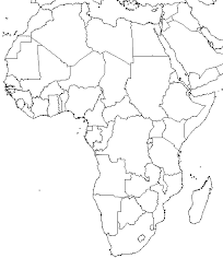 map of africa with country names name the 50 countries in less than 7 minutes