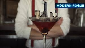 classic manhattan drink making the perfect manhattan youtube
