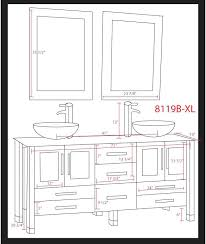 Mirror Height Bathroom Bathroom Mirror Height Mirror Design
