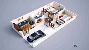 Duplex House Plans Designs Home Design Plans For 400 Sq Ft 3d Inspirations Also Duplex House