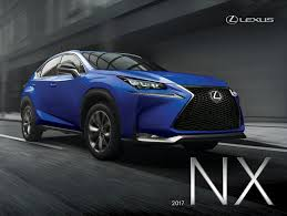 lexus 2017 lexus vehicle brochures buy a new lexus near st albert ab