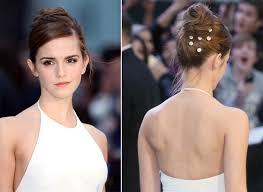 Hermione Granger In The 1st Movoe Emma Watson Reacts To Dress She Wore To U0027harry Potter U0027 Premiere