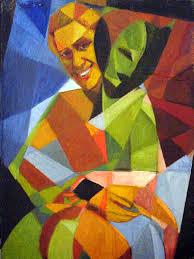 cubism colours colour and line