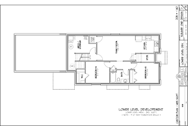 Modified Bi Level Floor Plans Two Storey 1485 Sq Ft Modified Bungalow Shergill Homes
