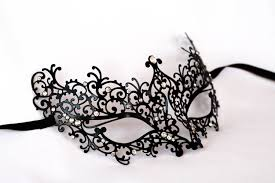black lace mask laser cut metal masquerade black lace mask masquerade prom