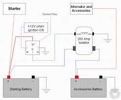 isolator wiring