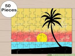 how to assemble jigsaw puzzles 13 steps with pictures wikihow