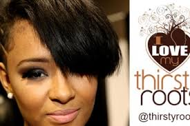 pin up hairstyles for black women with long hair funky hairstyles archives thirstyroots com black hairstyles