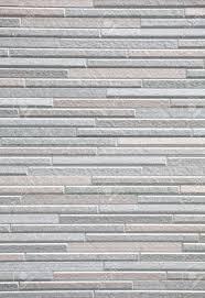 Dark Grey Tile Dark Grey Stone Tile Texture Brick Wall Surfaced Stock Photo