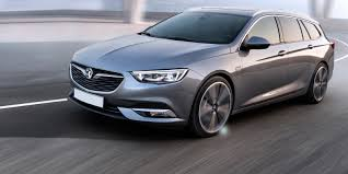2018 opel insignia wagon vauxhall insignia sports tourer review carwow