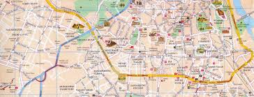 Google Maps Route Planner by New Delhi Road Map By Google Delhi Large Map View Tomar Hospitality