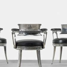 269 dorothy draper set of twelve dining chairs from the